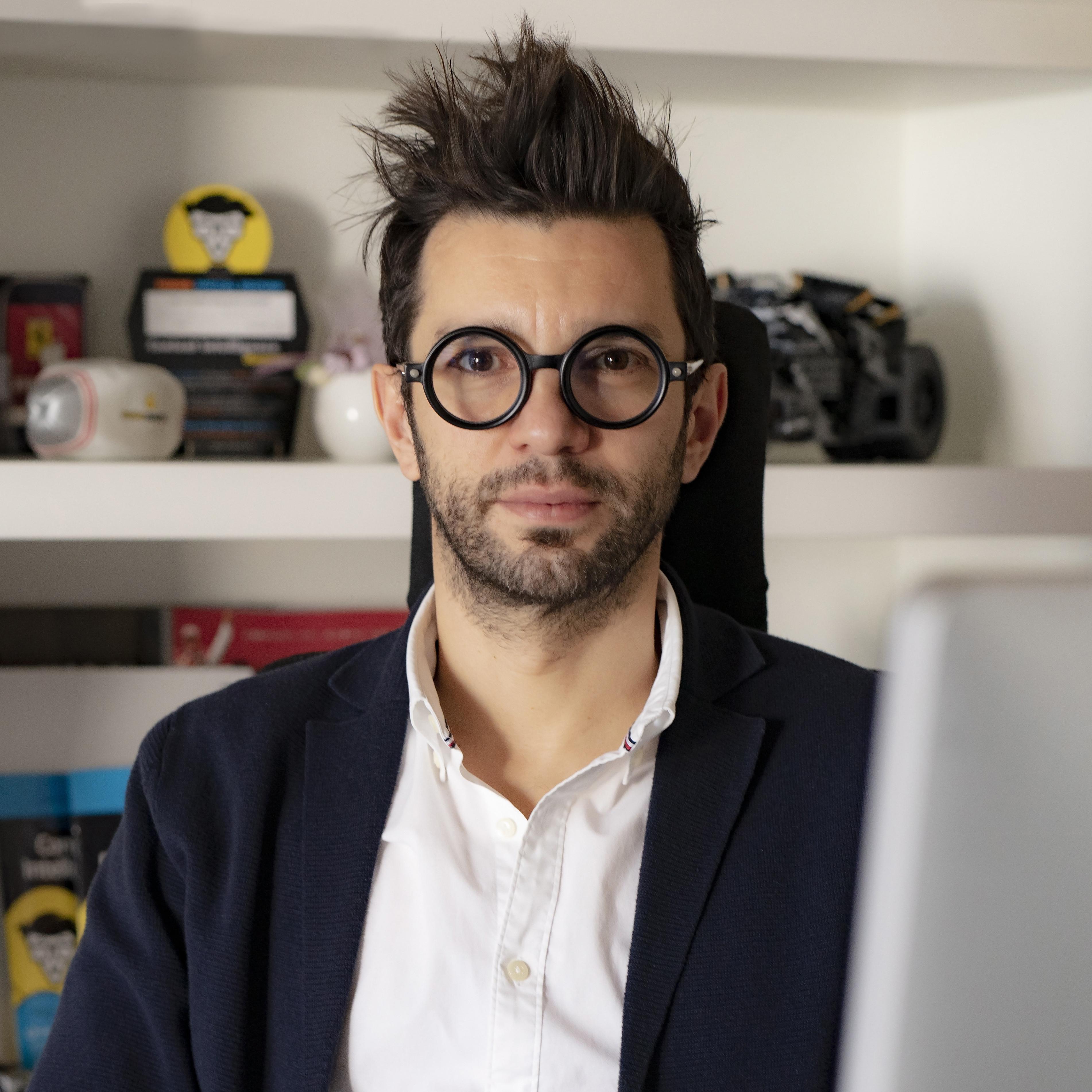 Nicola Meneghello - CEO e Founder di THRON