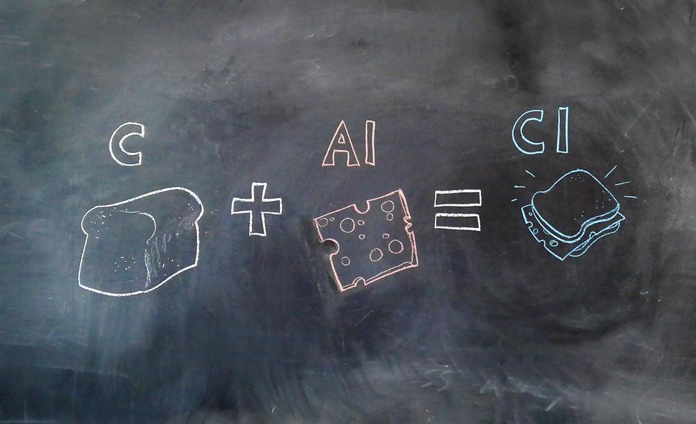 C + AI = CI