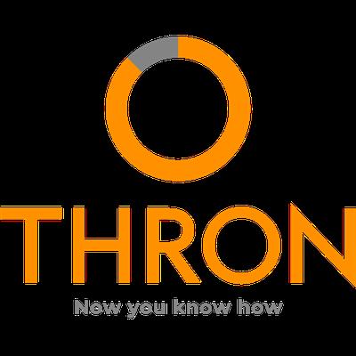 THRON Logo Verticale